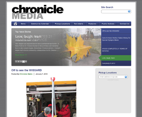 Chronicle Media, LLC.