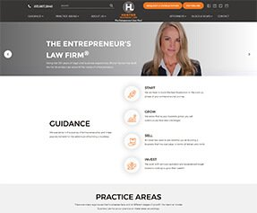 Hunter Business Law