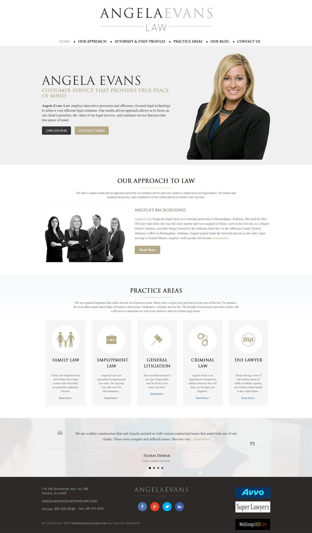 Portfolio Webdesign309 Com