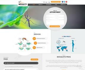 Mosquito Professionals Webdesign309 Com
