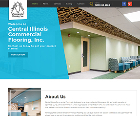 Central Illinois Commercial Flooring, Inc