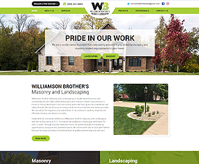 Williamson Brothers Masonry and Landscaping