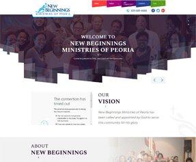 New Beginnings Ministries of Peoria