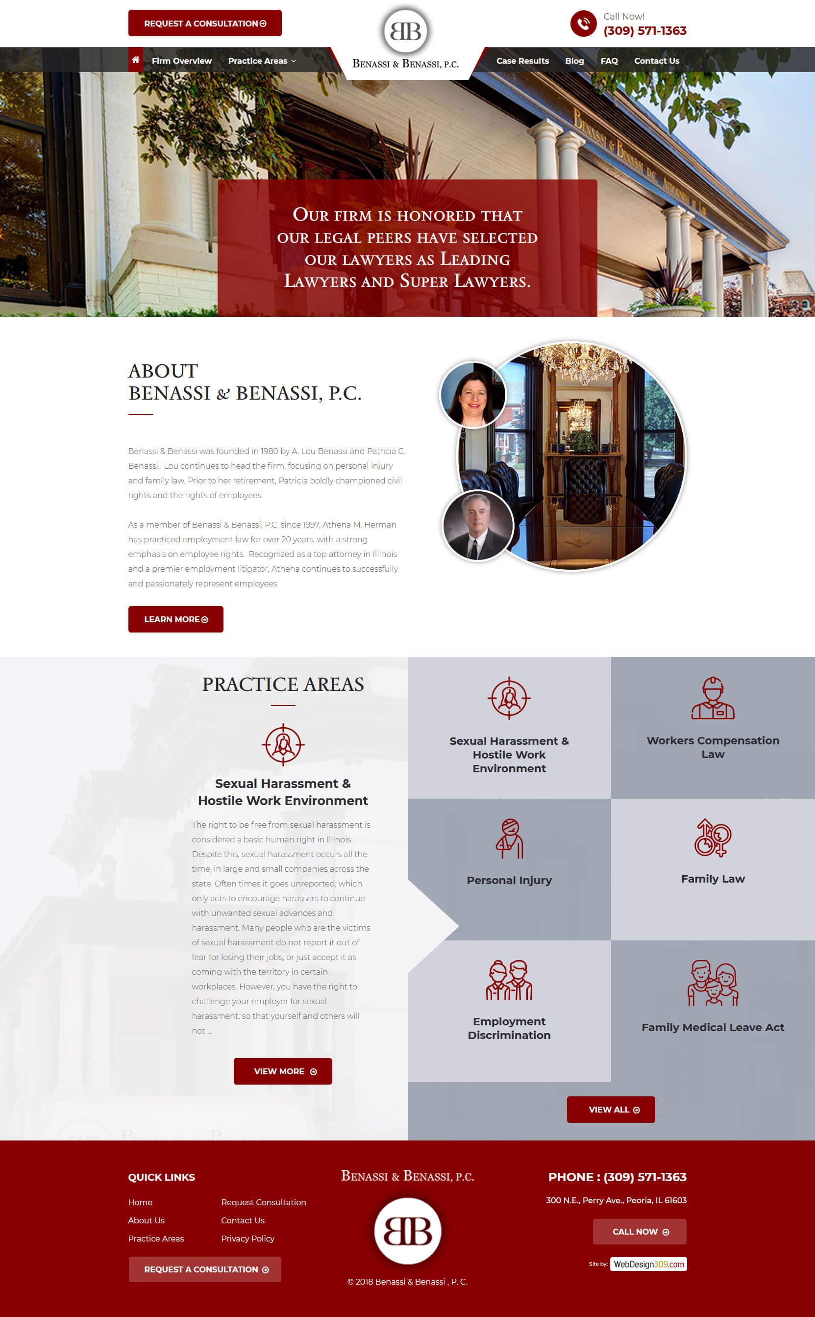 Portfolio Webdesign309com