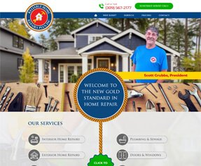 Reliable Home Repairs Plus, Inc