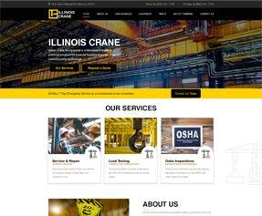 Illinois Crane