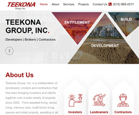 Teekona Group, Inc.