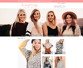 Honey Crisp Boutique