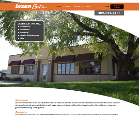 Laser Electric INC