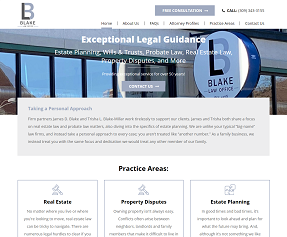 Blake law Office